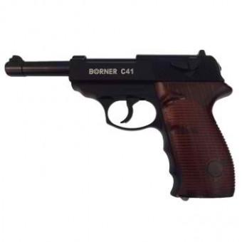 Пистолет пневм. BORNER C41 4.5mm