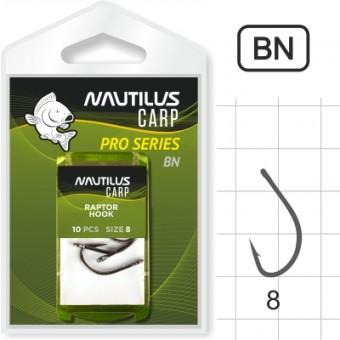 Крючок Nautilus Pro Series Raptor Hook BN #8