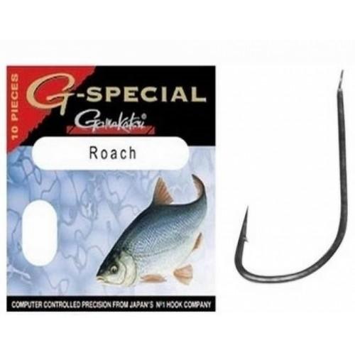 ТК Крючки Gamakatsu G-Special ROACH №18