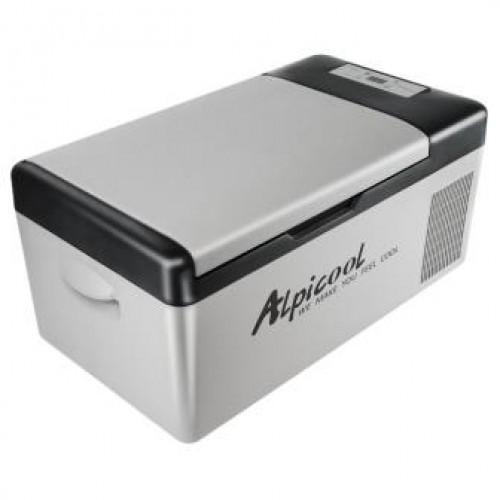 Автомобильный холодильник компрессорный Alpicool С-15