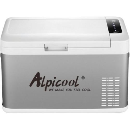 Автомобильный компрессорный  холодильник Alpicool MK25