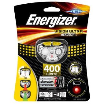 LP39571 Energizer Фонарь HL Vision ULTRA налобный 400 Lumens