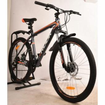 """Велосипед 26"""" ROOK TS261D красный (рама 18)"""