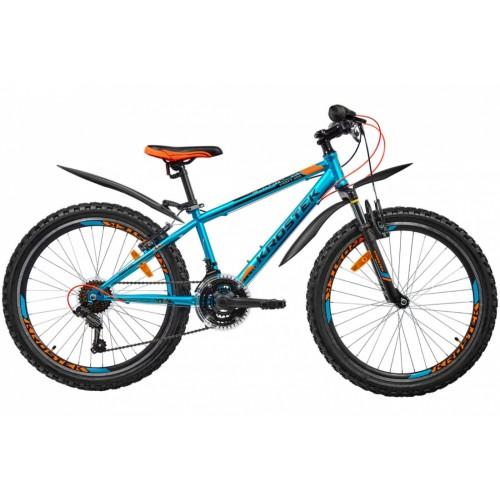 """24"""" Велосипед KROSTEK KRAFT 400 рама14"""""""