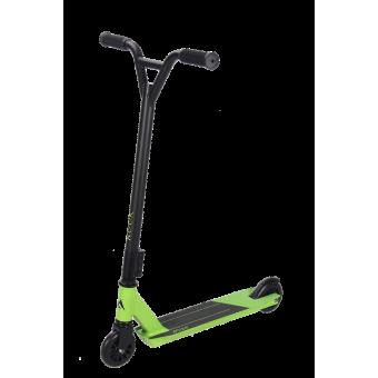 Самокат ROOK OVER (Колеса 100мм рама ALU) зеленый