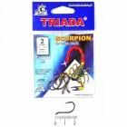 ТК Крючки TRIADA Octopus Beak BR №2