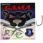 ТК Крючки ZHIBO Gama Maruseigo №3 3220103