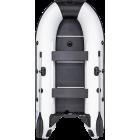 Лодка RUSH 3000 СК (св.сер.чёрн)