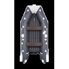 Лодка АКВА-3200 НДНД (св.сер-графит)