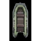 Лодка АКВА-3200СК (зел)