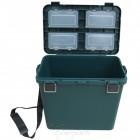 Ящик-М односекционныйзимний зеленый Helios