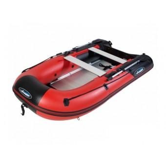 Лодка GLADIATOR B330AL красно-чёрн.
