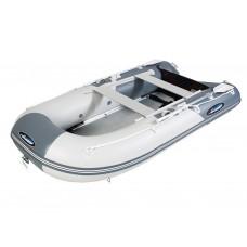 Лодка GLADIATOR C330AL светло-тёмносерый