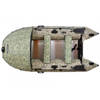 Лодка GLADIATOR C370AL камыш