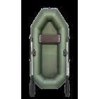 Лодка АКВА ОПТИМА-210 зел
