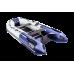 Лодка РИВЬЕРА-3200СK (син-св.сер)