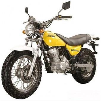 Мотоцикл TD250 (V-RAPTOR )