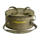 Aquatic Ведро В-03X для корма с крышкой