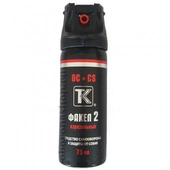 YG Газ слезоточивый ФАКЕЛ-2 100мл
