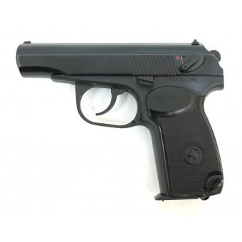 Пистолет списанный охолощенный P-411-02 (ПМ)