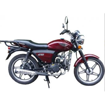 Мопед Racer RC50 Alpha (бордовый) (Россия)