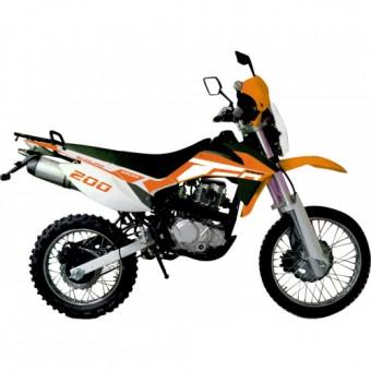 Мотоцикл Racer RC200GY-C2 Enduro (оранжевый) (Россия)