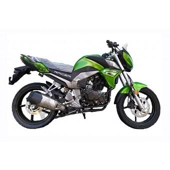 Мотоцикл Racer RC300CK-N Fighter (зеленый) (Россия)