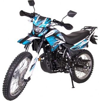 Мотоцикл Racer RC300-GY8X Panther (синий) (Россия)