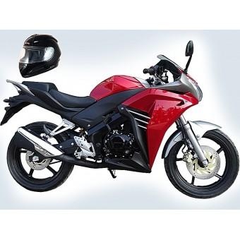 Мотоцикл Racer RC300CS Skyway (красный) (Россия)