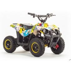 Квадроцикл электрический ATV E002 (цветн)