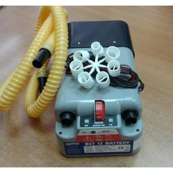 Насос Bravo Super turbo BST 12 BATT 6130218 450л/мин с аккумулятором