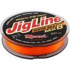 Шнур Momoi JigLine Super Silk MX8 0.16мм 13кг 100м