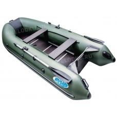 Лодка RUSH 3300 черн-зел