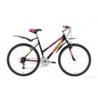 """Велосипед STARK 16"""" Luna (черно - розовый)"""
