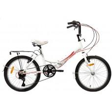 "20"" Велосипед KROSTEK COMPACT 206"
