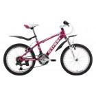 "Велосипед STARK 16"" Slider Girl (розово- белый)"