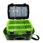 Ящик зимний Helios FishBox 10л зел
