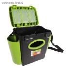 Ящик зимний односекционный Helios FishBox 10л зел